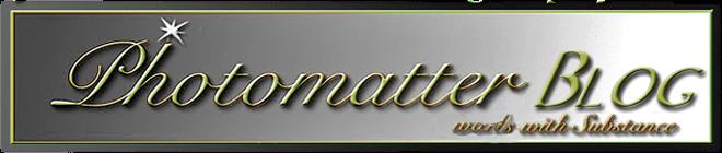 Photomatter Blog