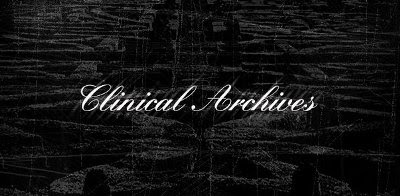 Logotipo de la netlabel Clinical Archives