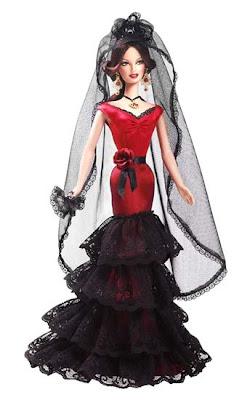 Barbie colección de ropa