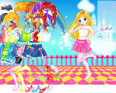 Juego de Barbie dress up