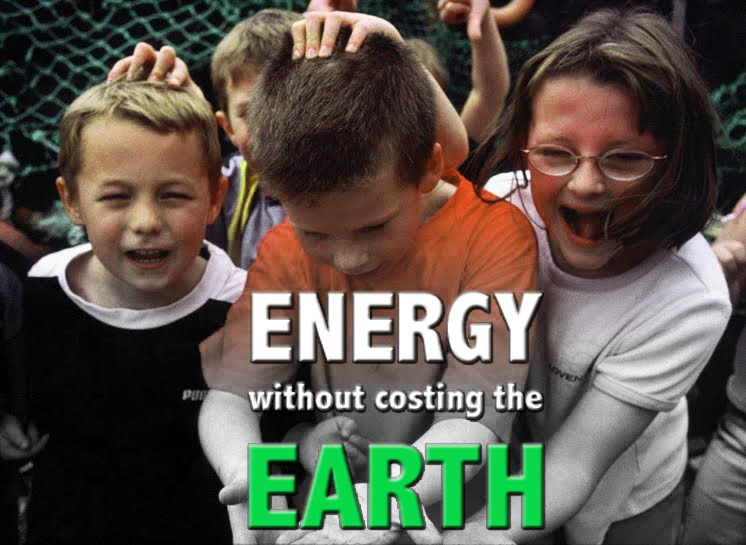 Energy without costing the Earth