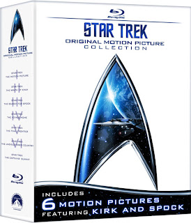 Star Trek Original Blu-ray Movies