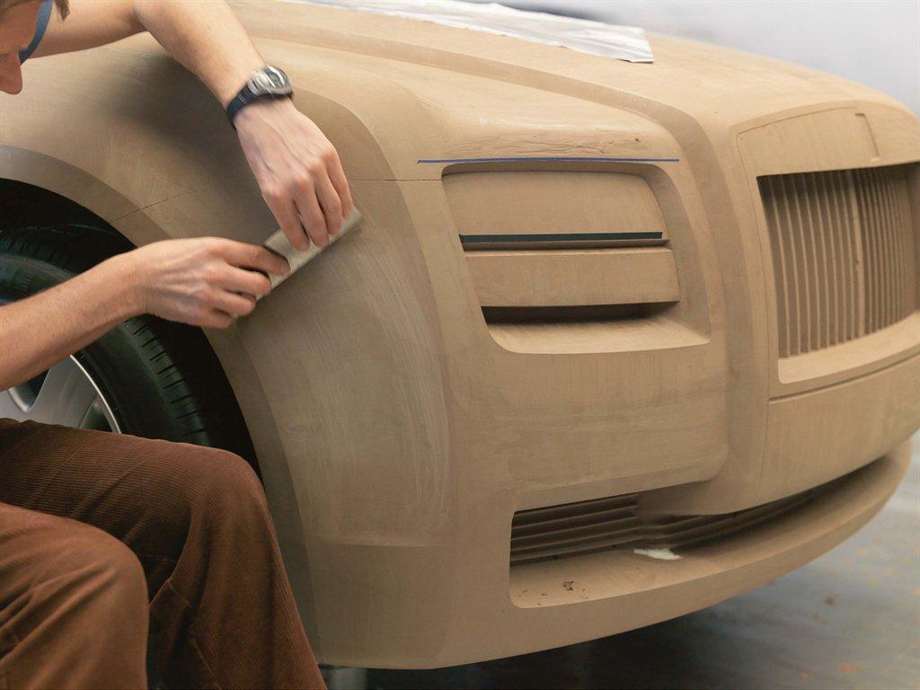 Designing Rolls Royce Ghost Sabith Pocker Blog