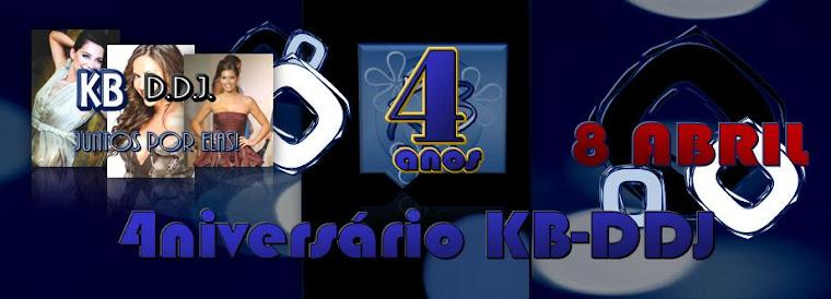 4º ANIVERSÁRIO KB-DDJ EM ABRIL!