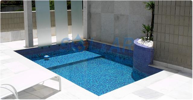 Pequenas piscinas projeto casa ideias for Piscinas para casas pequenas
