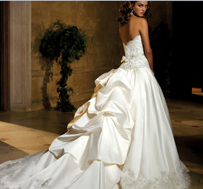 Stay calm and sew something stop the train for Wedding dresses with royal length train