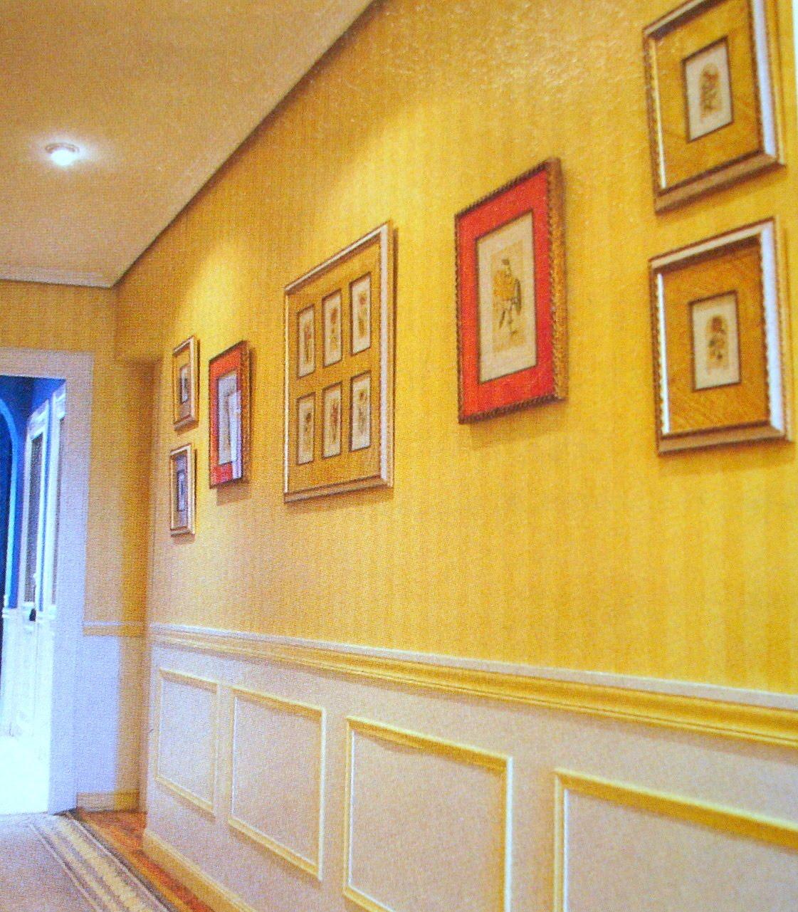 Cuadros para pasillos largos y estrechos stunning si with - Cuadros para pasillos largos ...