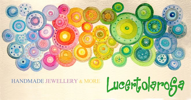 Lucertolarosa handmade jewellery & more