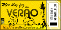 Selinho:Meu Blog faz verão...