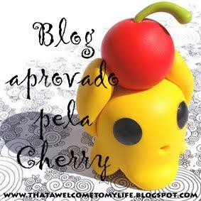 Blog aprovado pela Cherry