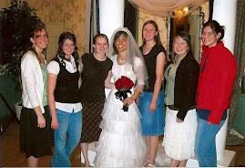 HEADLINE NEWS:Friend of 19 years gets married!