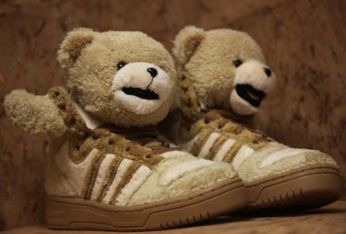 Jeremy Scott's adidas sneakers always sell out, and with the recent Lil