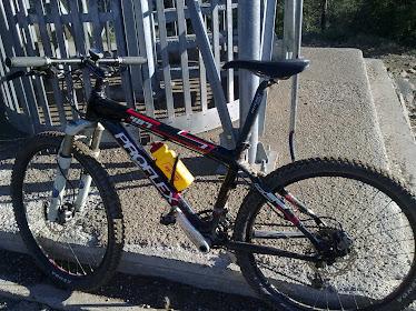 La meva bici btt