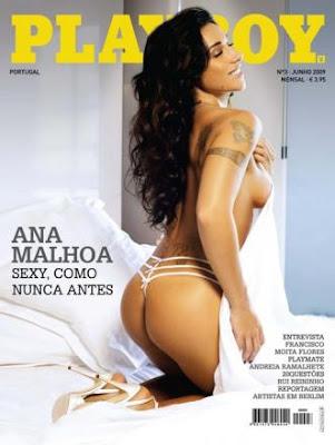 Aleandra Lencastre Naked Nua