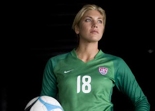 Hope Solo - USA Soccer Babe