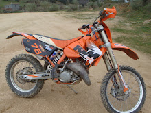La moto de Pedro(Ktm 125)
