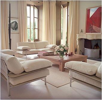 An interior designer can go