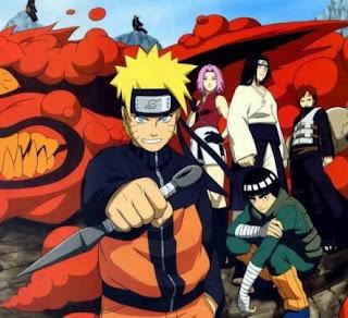 Naruto shippuden x