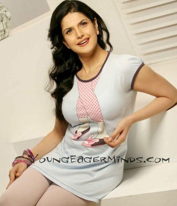 Zarine Khan Fat
