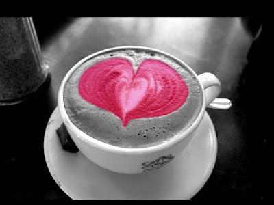 """Receta #4: Café con Miel y """"Cookies"""" de amor cibernético."""
