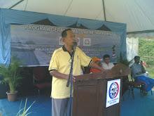Penaung KRD'T ( Tuan Haji Ibrahim B Ramli )