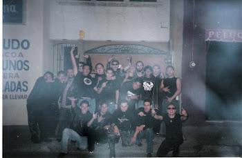 La extinta legion de Los Metalebrios