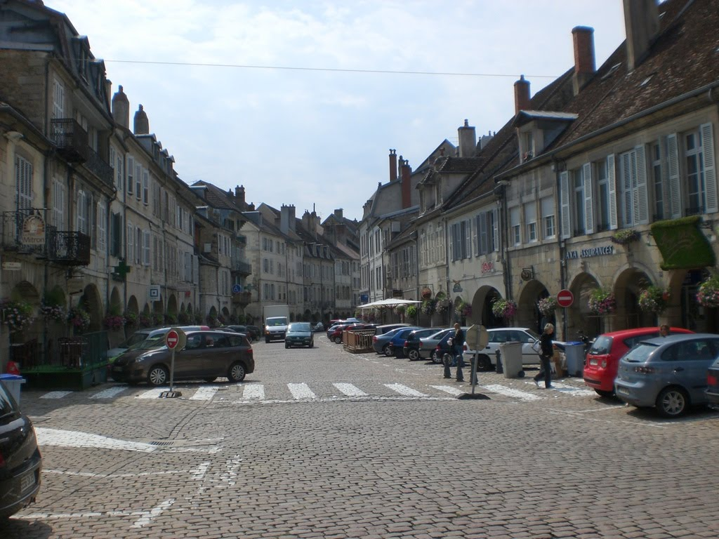 Bourg-en-Bresse France  city images : Cyclist Paul's Travels: Lons le Saunier & Bourg en Bresse, France