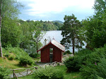 The composing hut of Edward Grieg, near Bergen.