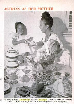 Dorothy Dandridge Daughter