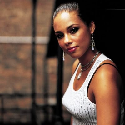 alicia keys hot