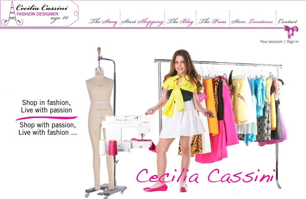 cecilia cassini fashion thailand - photo #11