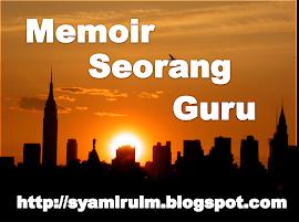 Memoir Seorang Guru