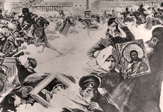 why did the 1905 revolution in Weakness of the opposition why did the 1905 revolution fail they managed to organise strikes however, it took them a long time to form the soviets.