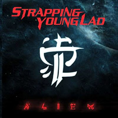 Strapping Young Lad City. Strapping Young Lad The New
