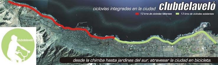 Bicicletas en Antofagasta
