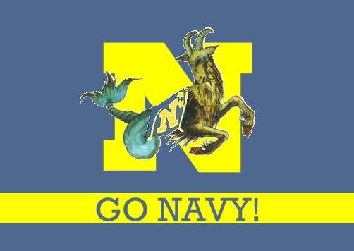 Naval Academy Goat Logo When the goat gets his legs Somali Pirates Logo