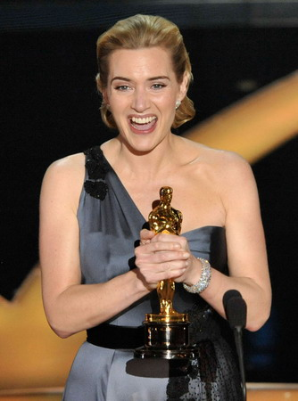 Kate Winslet's Oscar hairstyle