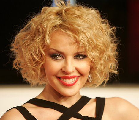 New short curly hairstyles for women 2010
