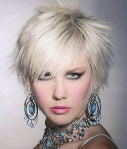 New Type Hairstyles for Women 2010