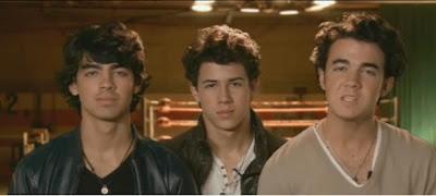 Jonas Brothers Latest Hairstyles