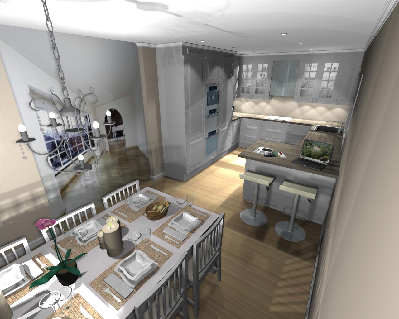 Kjøkken Liten Plass – AsTriC