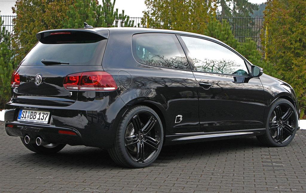 Actualidad Automotriz Volkswagen Golf R Por B Amp B