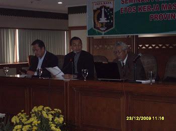 Seminar Etos Kerja DKI Jakarta