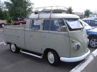 4 door vw pick up