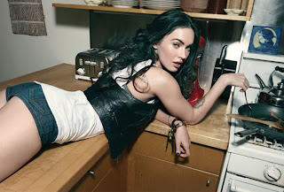 Megan Fox Rolling Stone Pics