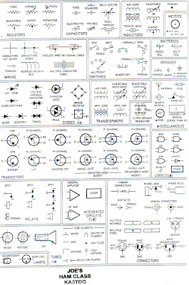Printable Wiring Diagram Symbols