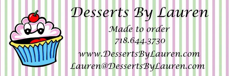 Desserts By Lauren