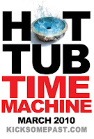 Hot Tub Time Machine, new, movie, poster, release, date