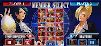 The King of Fighters XII, game, menu, poster, xbox 360