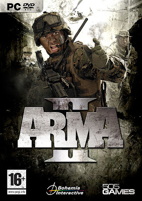ArmA 2,pc, xbox 360, playstation 3, games